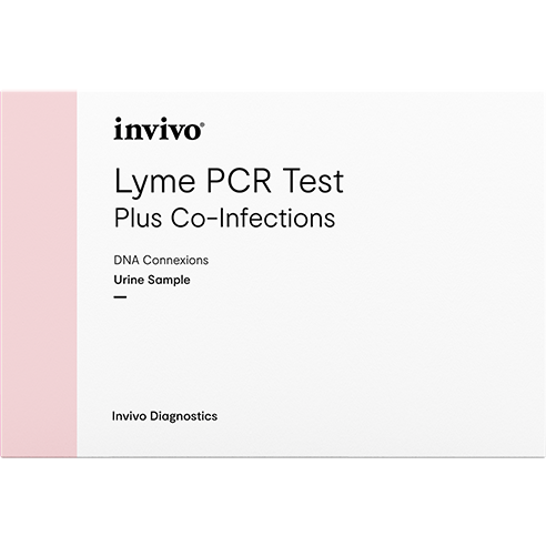 Lyme PCR Test Plus Co-Infections - Invivo Healthcare