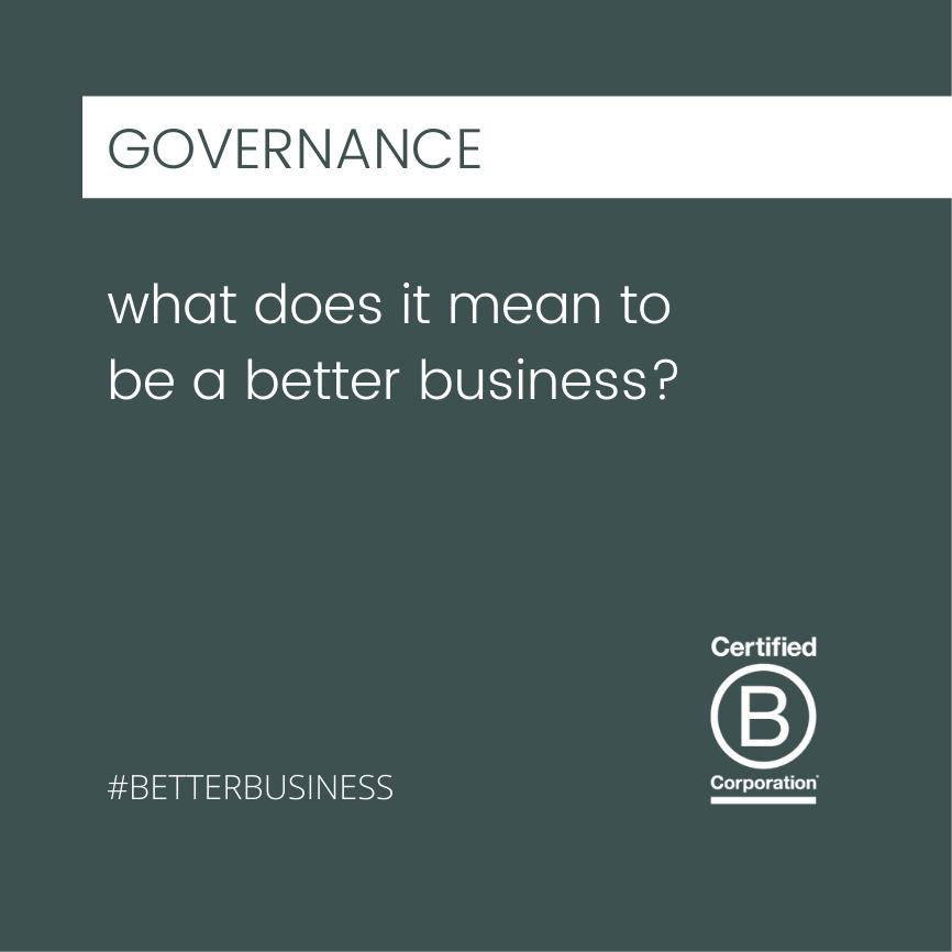 Governance B Corp